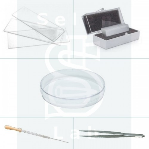 Σετ - Κιτ Βιολογίας - Μικροσκοπίας