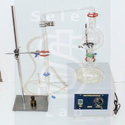Συσκευές Απόσταξης Αιθέριων Ελαίων με Θερμομανδύα